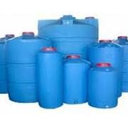 Пластиковые бочки для воды и дизельного топлива фото