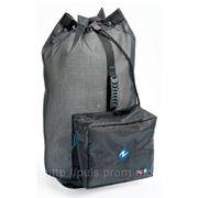 Cетчатый рюкзак для переноски мокрого снаряжения фото