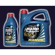 NANO TECHNOLOGY SAE 10W-40 API SM/CF Полусинтетическое моторное масло фото