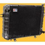 Радиатор для погрузчика Nissan 01ZFJ01A15U, двигатель Nissan TD27 фото