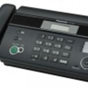 Факс PANASONIC KX-FT 982 RU-B черный фото