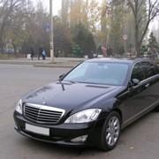 Прокат авто-Мерседес W221 фото