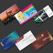 """Изготовление визиток, г.Одесса. Типография """"Ален"""" предлагает изготовление рекламной полиграфической продукции на собственной производственной базе."""