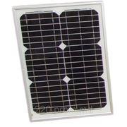 Солнечная панель монокристаллическая 20Вт фото