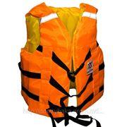 Жилет спасательный MAXIM 120kg orange фото