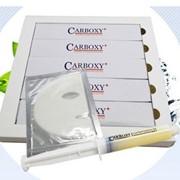 Карбокси терапия CARBOXE кислородные маски для лица. фото