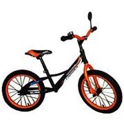 Беговел Azimut CROSSER Balance Kids 14 оранжевый фото