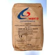 Цемент (Польша) Warta Cem II 32.5 R фото