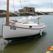 Яхта прогулочная фото