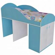 Мебель для детских комнат МДМ-2 Кровать-чердак от производителя в Киеве фото