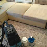 Химчистка дивана с выездом на дом фото