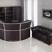 Мебель для офиса Ресепшн Венге фото