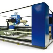 Установка лазерного раскроя листовых материалов Скиф фото