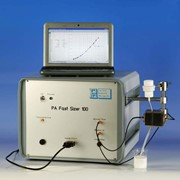 Прибор для измерения размеров частиц в дисперсиях методом акустического спектрального анализа, PA Fast Sizer 100 фото