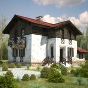 Проект дома ВЕ-091 фото