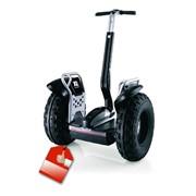 Скутер электрический SEGWAY X2 для поездок по пересеченной местности фото