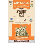 Наполнители для кошачьих туалетов Sweet Cat фото