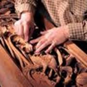Реставрация изделий из массива дерева фото