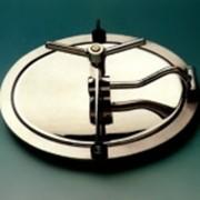 Овальные и круглые люки из стали