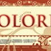 Обои бумажные – наиболее традиционный вид обоев, поэтому коллекция «KOLORIT» является самой популярной. Популярная коллекция бумажных гофрированных обоев Арт. В25.4, В26.4, В27.4. Размер рулона 0,53м х 10,05м = 5,3м2 фото