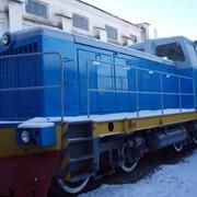 Колеса железнодорожные ТГМ-40 фото