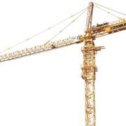 Cтроительный башенный кран Zoomlion D800-42 фото