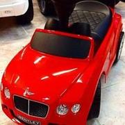 Детская каталка Bentley Continental фото