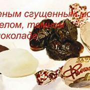 Конфеты финики с вареным молоком фото