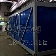 Блок-контейнеры для котельного оборудования