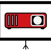 Прокат проектора фото