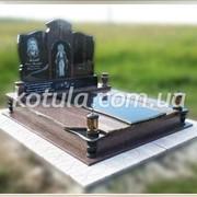 Нанесение надписей на надгробия во Львове фото