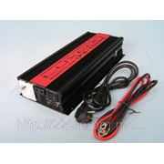 Интвертор 12/220 LUXEON IPS - 1000C - 600Вт с функцией подзарядки аккумулятора. фото