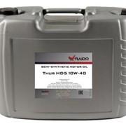 Raido Thur HD5 10W-40 моторное масло для дизельных двигателей фото