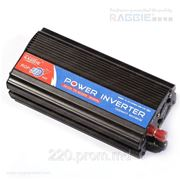 Инвертор 12/220 RAGGIE Elite RGP-500W (усиленный) фото