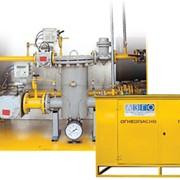 Пункт учёта газа ПУГ-Ш3-400 фото