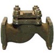 Клапан обратный подъемный 16кч9п Ду 65