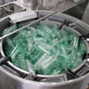 Переработка бутылок полиэтилентерефталатных фото