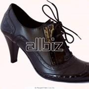 Обувь женская ручной работы фото