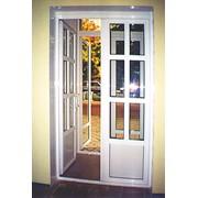 Двери ПВХ фото