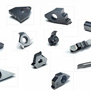 Производство специального инструмента на базе инструментов для обработки канавок и отрезки фото