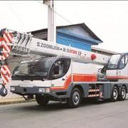 Автокран Zoomlion QY30V532 фото