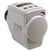 Электронная термостатическая головка HR40 Roomtronic фото