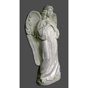 """Скульптура ритуальная """"Ангел"""" А-01 фото"""