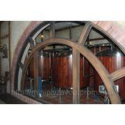 Малые пивоваренные заводы (минипивзаводы) BlonderBeer. фото