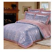 Комплект постельного белья Silk Place Bakemare Extra, семейный фото