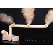 Поддержание высокой влажности воздуха