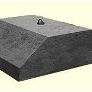 Плиты ленточных фундаментов ФЛ 8-12-3