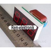 Цифровые вольтметры переменного тока В-08. фото