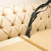 Чистка мягкой мебели фото