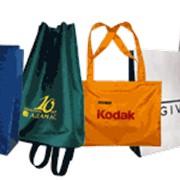 Нанесение логотипа на сумки фото